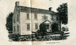 original Brant home