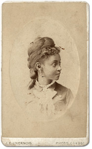 Unidentified woman. Sophia Pooley? Nellah Golden inspiration